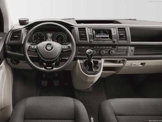 Volkswagen Transporter T6  - 2015