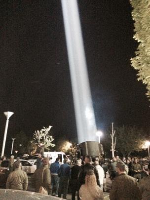 Coluna da Vitória, organizada por brasileiros, celebra participação do país na Segunda Guerra