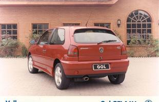Volkswagen Gol completa 35 anos de produção