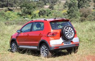 Volkswagen CrossFox 1.6 MSI 16V  2015