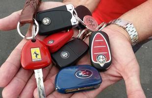 Encontro Alfa Romeo Clube Minas Gerais