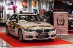 BMW da Pol�cia Miltar  (BMW 335i recebeu plotagem original da pol�cia para posar ao lado de Fusca e Rural em exposi��o dos 180 anos da PM de Santa Catarina)