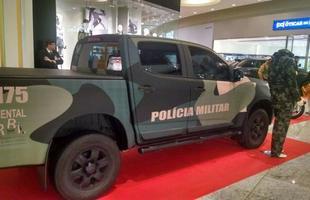 Exposição comemora 180 anos da PM em Santa Catarina