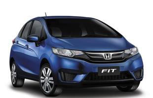 Honda lança linha 2016 do Fit com aumento de até R$ 2 mil