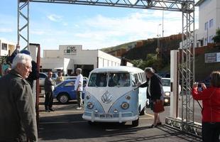 Caravana que reuniu colecionadores no Bairro Olhos D'Água seguiu até Ouro Preto e Ouro Branco