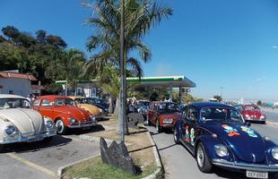 Encontro do Clube do Fusca Belo Horizonte celebra Dia Mundial do Fusca