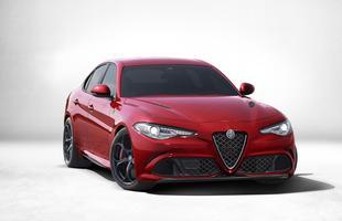 Alfa Romeo Giulia 2016