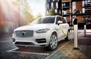 Nova geração do Volvo XC90 oferece muita tecnologia embarcada e segurança para sete passageiros com design futurista