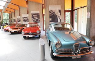 Acervo do Museu Bertone vai a leilão em Setembro. Coleção preserva protótipos e veículos produzidos em série