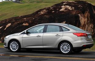 Ford Focus Fastback 2016