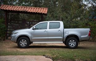Toyota Hilux 4x2 SRV 2.7 Flex 2015