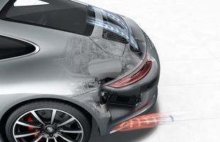 Porsche 911 Carrera 2016