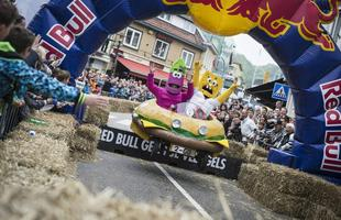 Primeira corrida da Red Bull Soapbox foi realizada na Bélgica, em 2000. De lá para cá, ela já passou por 96 cidades em 46 países