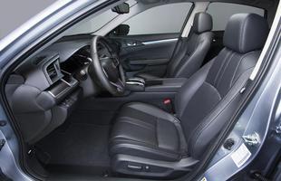 Honda Civic Sedan 2016