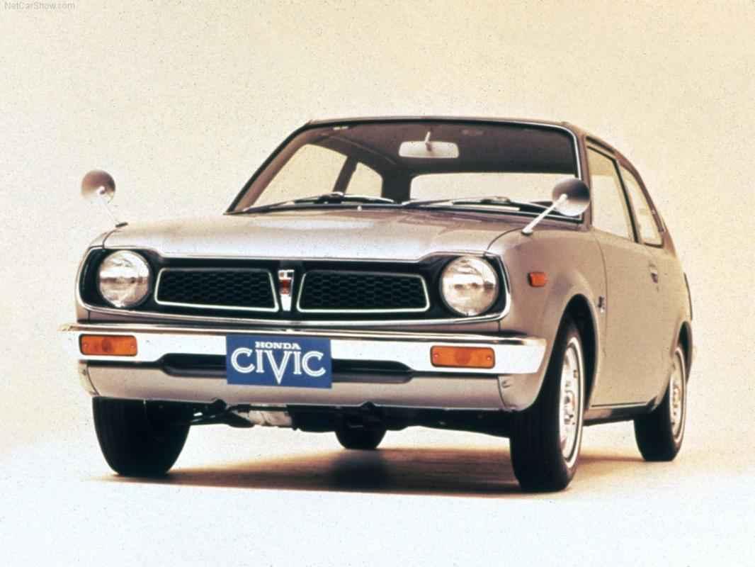 Primeira geração (1972 a 1979)