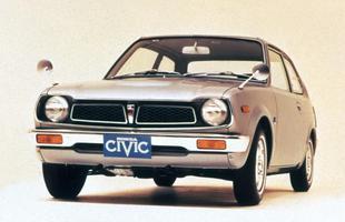 Conheça as dez gerações do Honda Civic, modelo mais vendido da marca japonesa em todo o mundo