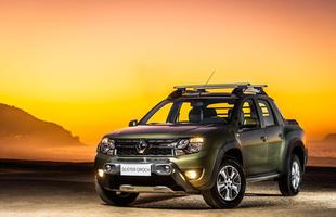 Renault Duster Oroch 2016