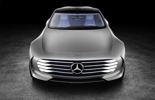 Carro foi o grande destaque da Mercedes-Benz no Salão de Frankfurt e chamou a atenção pelo fato de a carroceria se transformar automaticamente em movimento