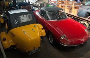 Museu de Objetos e Veículos Antigos (Mova) será construído no Alphaville. Coleção impressiona com diversos itens históricos e carros raros utilizados no cinema