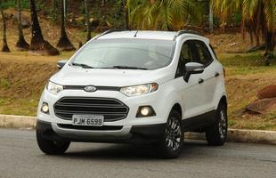 Veja mais fotos do SUV da Ford