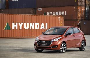 Hatch coreano também ganhou sua versão esportiva, mas apenas no visual. Hyundai HB20 R spec 2016 tem o mesmo 1.6l de 128 cv das outras versões
