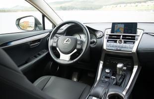 Lexus NX200t Luxury 2015