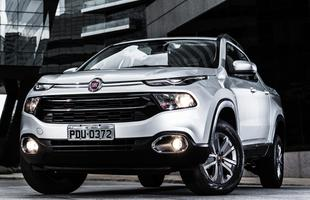 Fiat Toro Freedom 1.8 Flex AT6 2016
