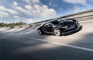 Superesportivo francês tem motor 8.0 W16 com 1.500 cavalos. Bugatti Chiron terá apenas 500 unidades fabricadas com preço a partir de R$ 10,27 milhões
