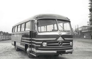 Produzidos de 1958 à 1996, ônibus marcaram desenvolvimento do transporte no Brasil