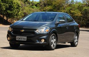 Chevrolet Prisma 1.4 LTZ: novo visual