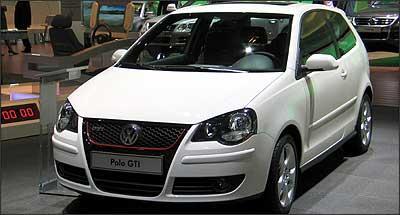 Poto GTI tem duas portas e motor de 150 cv de potência - Enio Greco/EM - 1/9/2006