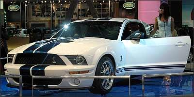 Ford Mustang Shelby GT 500 - Fotos: Rafael Bozzolla/EM