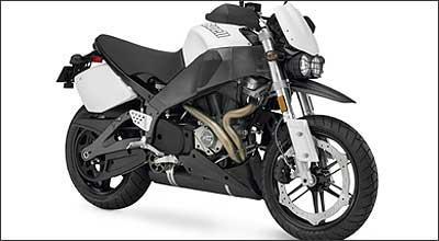 O visual incorpora laterais como nas motos de competição - Fotos: Buell/Divulgação