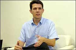 Joel Paschoalim: faturamento direto de fábrica é desproporcional a emplacamentos - Marcos Vieira/EM