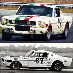 Bólido também competiu nas 24 horas de Daytona de 1967 e continuou nas pistas até 1972. Além do motor de 350 cv, os modelos produzidos para corrida tinha reforços estruturais -