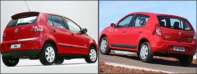 (Volkswagen/Divulga��o - Marlos Ney Vidal/EM - 17/1/08)