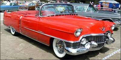 Cadillac 1954 - Fotos: Boris Feldman/EM
