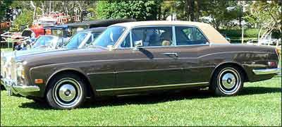 Rolls-Royce Corniche 1971 -