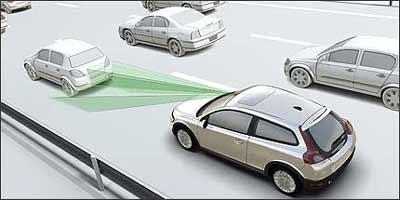 Se o carro ultrapassar a faixa lateral, dispositivos despertam o motorista -