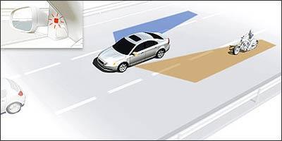 City Safety conta com radar ótico no pára-brisa e monitora os carros da frente - Volvo/Divulgação