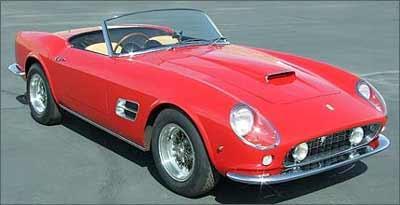 Ferrari 400 Superamerica e outros modelos da marca serão expostos - Fotos: Pebble Beach Concours d
