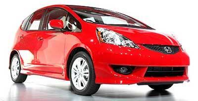 Novo Honda Fit é uma das atrações que serão exibidas na mostra - Stan Honda/AFP - 19/3/08