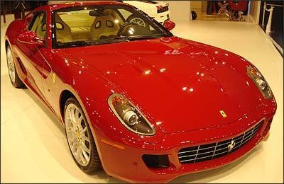 Ferrari 599 GTB Fiorano - Fotos: Renato Parizzi/Portal Vrum - 28/10/08