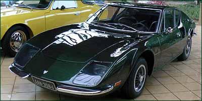 Puma GT 4R -