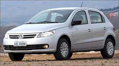 Volkswagen reconhece o problema, mas ainda não convocou o recall - Marlos Ney Vidal/EM/D.A Press - 4/8/08