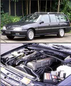 Suprema, fabricada de 1993 a 1996, tinha bagageiro de 540 litros de capacidade e sistema de nivelamento da suspensão traseira. Mecânicos afirmam que têm pouco conhecimento sobre o motor 3.0 -