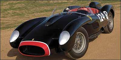 Ferrari 250 Testa Rossa de 1957 - Fotos: Darin Schnabel/RM Auctions/Reuters