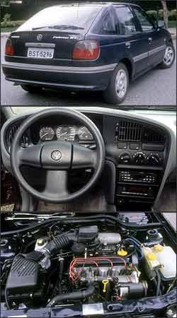 O hatch Pointer teve vida curta, pois foi lançado em 1994 e saiu do mercado dois anos depois. Apesar de bonito, painel do Pointer era fonte de muitos ruídos -