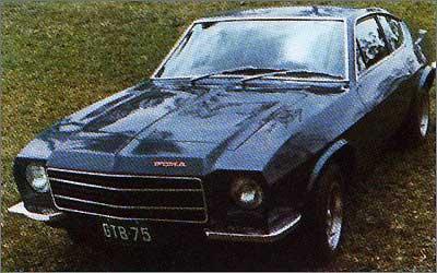 Modelo GTB de 1974 trouxe mais poder sob o capô, com o motor 4.1 do Opala - Puma/Divulgação
