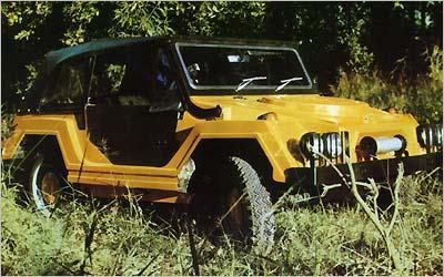 Em 1975, o modelo passou a se chamar X-10 e ganhou ressalto no capô -